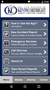 Accident App by KevinCortright- screenshot thumbnail