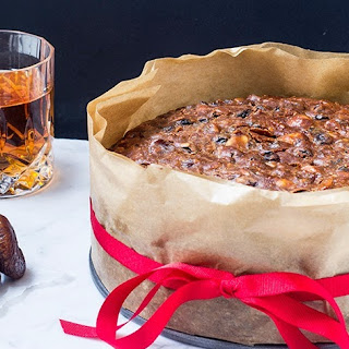 Fruity Christmas Cake