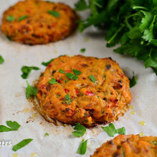 Vegetable Patties Microwave Recipes