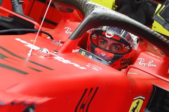 Hay gran espectación por ver a Carlos Sainz en Ferrari