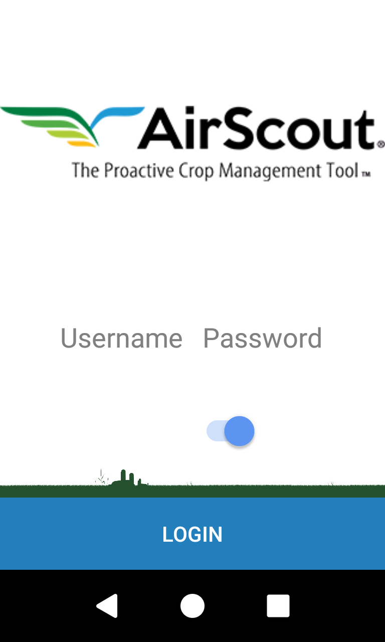 Скриншот Airscout Mobile Access