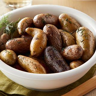 Dill Fingerling Potatoes Recipe