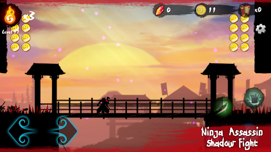 Ninja Assassin: Shadow Fight Hack for the game