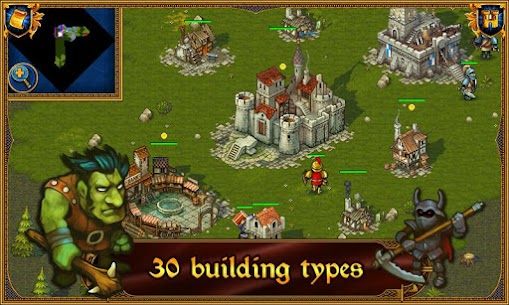 Majesty: The Fantasy Kingdom Sim Apk Download For Android and Iphone 4
