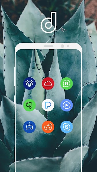 Delux Pixel - S9 Icon pack- screenshot