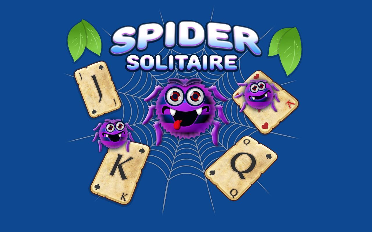 spider solitair online