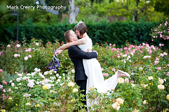 Photo: Garden wedding