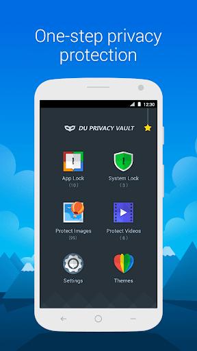 DU Privacy Vault - 应用锁