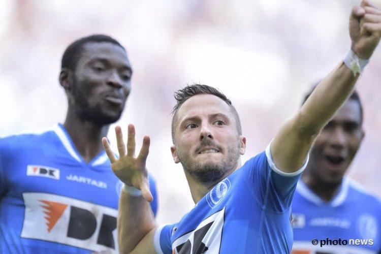En moins de cinq minutes, le Standard perd les trois points à Gand