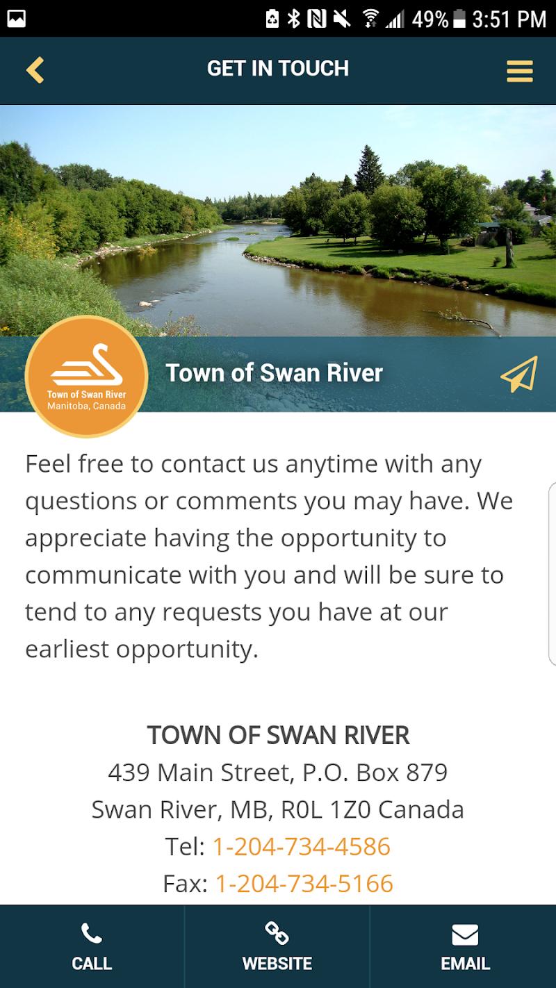 Скриншот Swan River