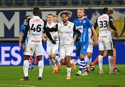 """Bongonda en Hrosovsky zorgden voor Genkse hold-up in Gent: """"Liever zo dan domineren en geen drie punten"""" en """"Je hebt magie"""""""