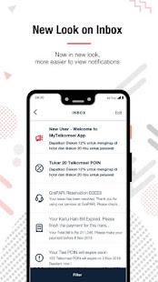 App MyTelkomsel – Check & Buy Packages, Redeem POIN APK for Windows Phone