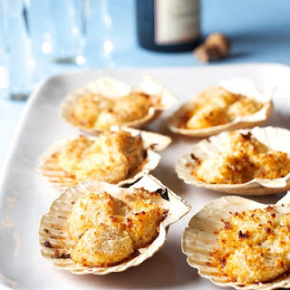 Scallops on the Shell.
