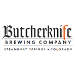 Logo of Butcherknife Barley Collaboration Smor Stout