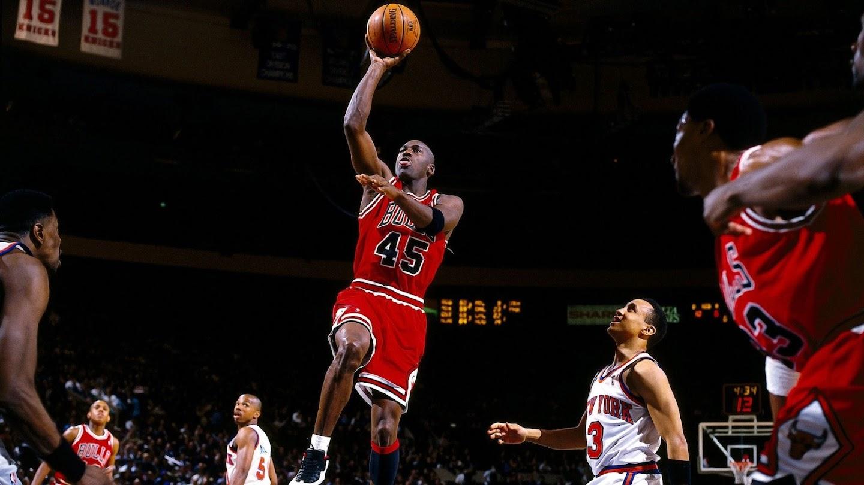 Watch Michael Jordan: Above & Beyond live