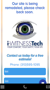 Iwitness Tech - náhled