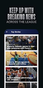 NBA: Official App 5
