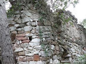 Photo: ruïnes del Castell de Guanta