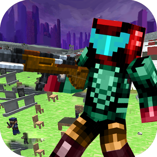 Block Wars Soldier Survival (game)