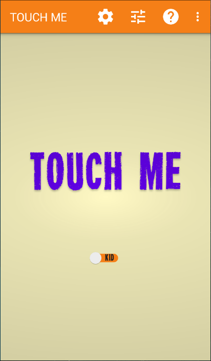 Touch Me- screenshot