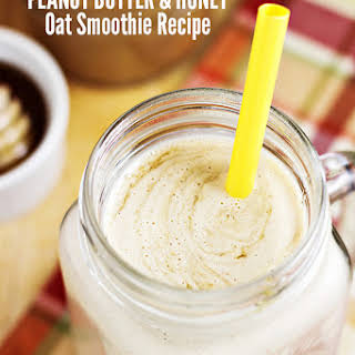 Peanut Butter Oat Smoothie Recipes.
