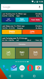 Breastfeeding - Baby Tracker- screenshot thumbnail