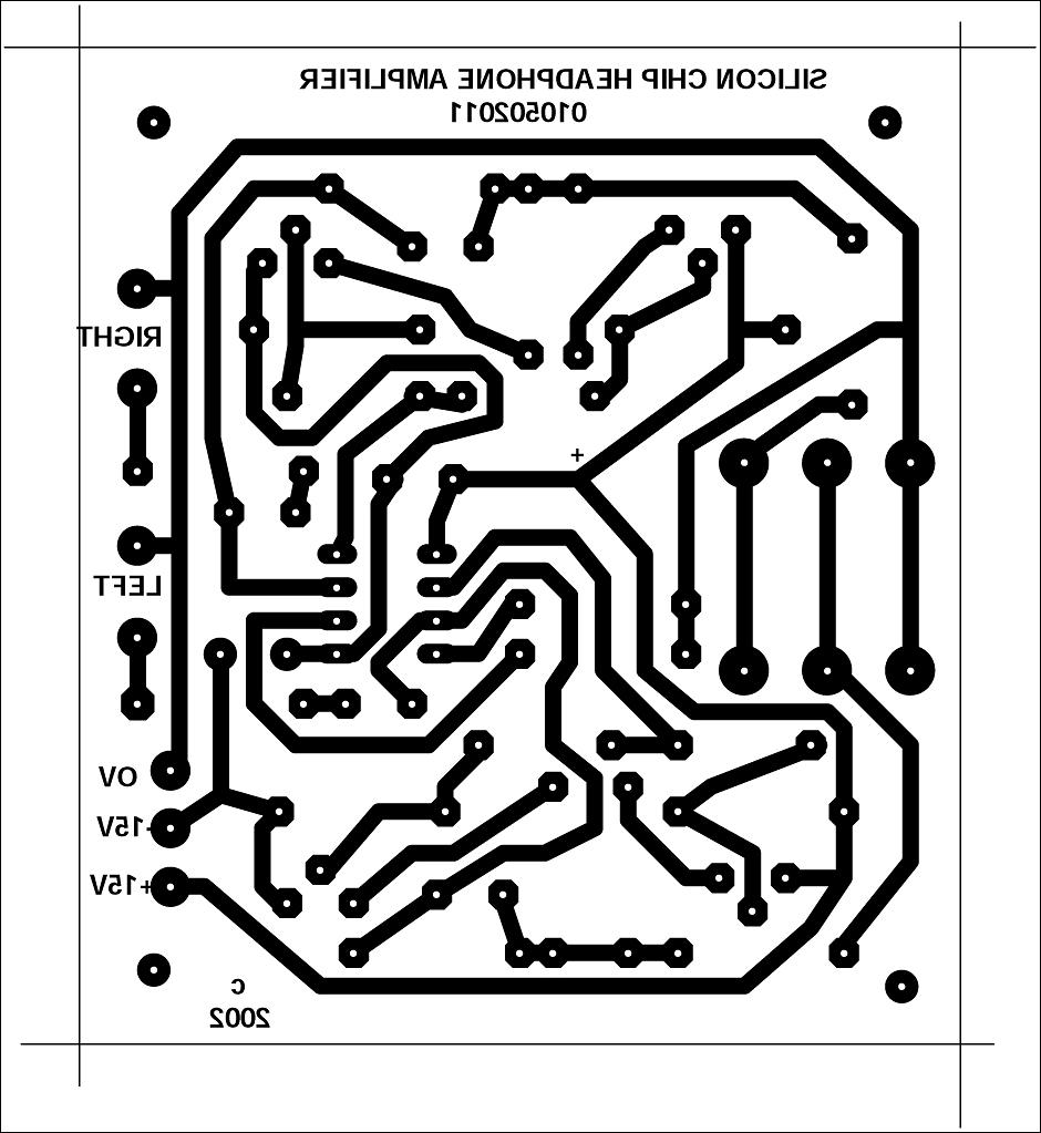 Album Google Headphone Amplifier Circuit Diagram Photo Pcb Layout For Stereo