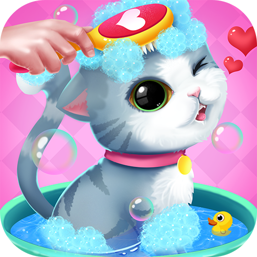 休閒App|My Little Cat - Virtual Pet LOGO-3C達人阿輝的APP