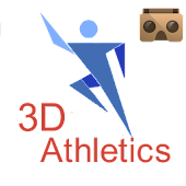 3D Athletics :Cardboard VR Sim