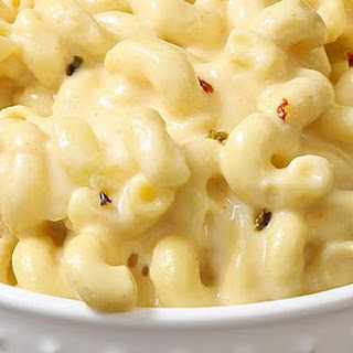 Slow Cooker Triple Cheesy Mac and Cheese Recipe