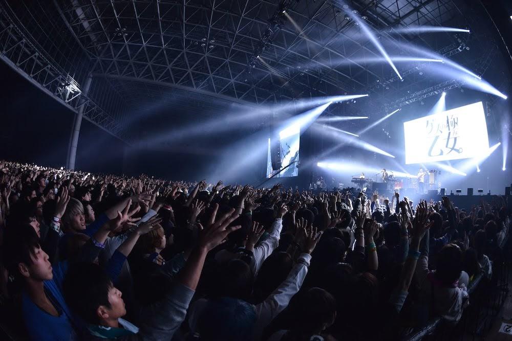 【迷迷現場】COUNTDOWN JAPAN 18/19 極品下流少女。 ( ゲスの極み乙女。 )精湛演出征服全場