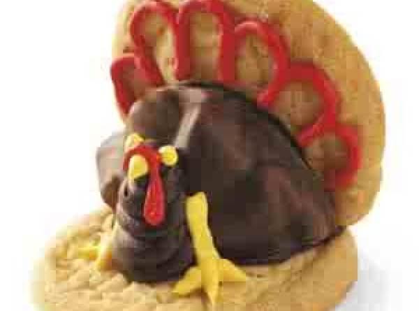 Little Turkey Cookies Recipe