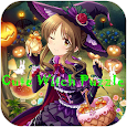 Cute Witch Puzzle icon