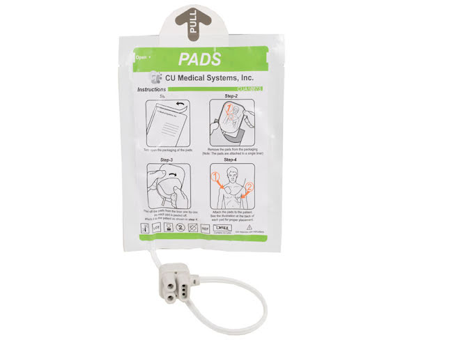 Elektroder till iPad CU-SP1