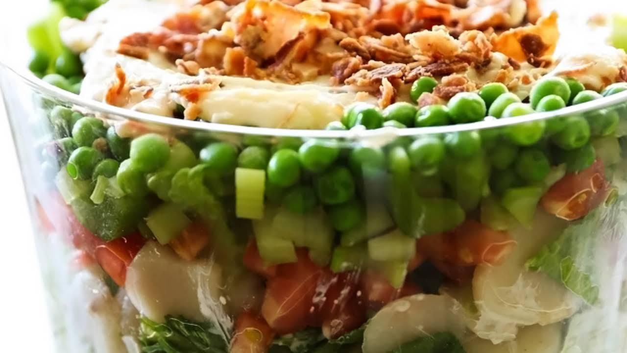 Pea Salad Recipe Hellmann's