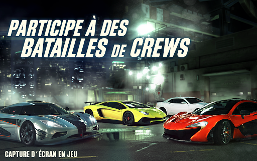 CSR Racing 2  captures d'écran 4