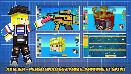 Code Triche Cops N Robbers - FPS Mini Game mod apk screenshots 5