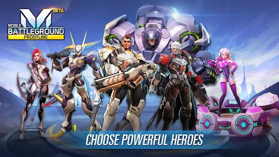 Mobile Battleground: Frontline 5