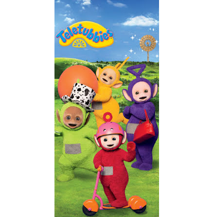Badlakan / Handduk Teletubbies