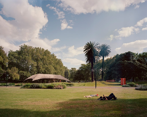 A tranquil day at MPavilion 2016