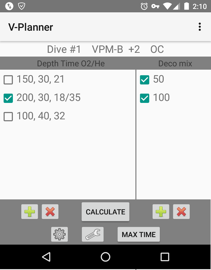 V-Planner- screenshot