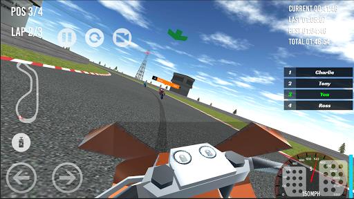 Télécharger Gratuit Furious Moto Racing: Remastered- 2020's New Racing mod apk screenshots 4