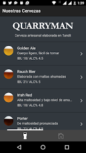 Cerveza Quarryman- screenshot thumbnail