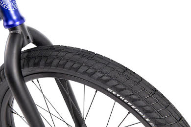 "We The People Audio 22"" BMX Bike - 21.9"" TT, Matte Translucent Blue alternate image 6"