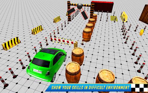 Ultimate Car Parking Stunt Driving Game – Mod APK (Unlimited) 2