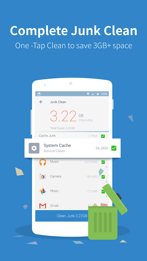 Power Clean – Optimize Cleaner v2.9.0.1 (Mod AdFree)