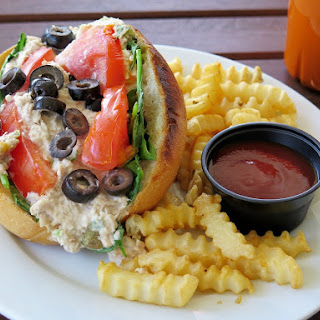 Tuna Salad Grinders