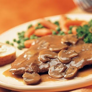 Slow-Cooker Swiss Steak and Gravy Recipe