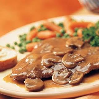 Slow-Cooker Swiss Steak and Gravy.
