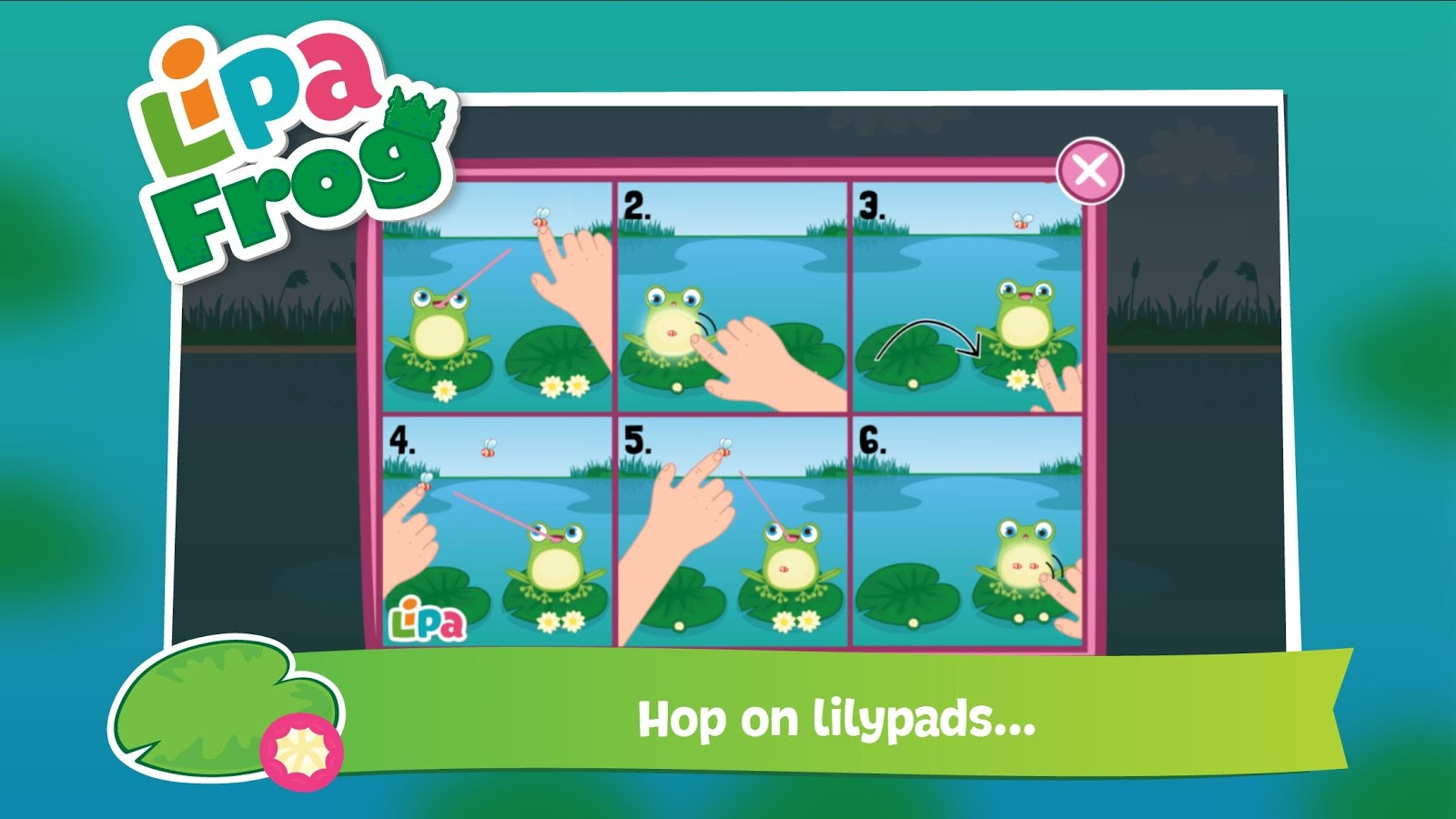 Lipa Frog Android Apps On Google Play